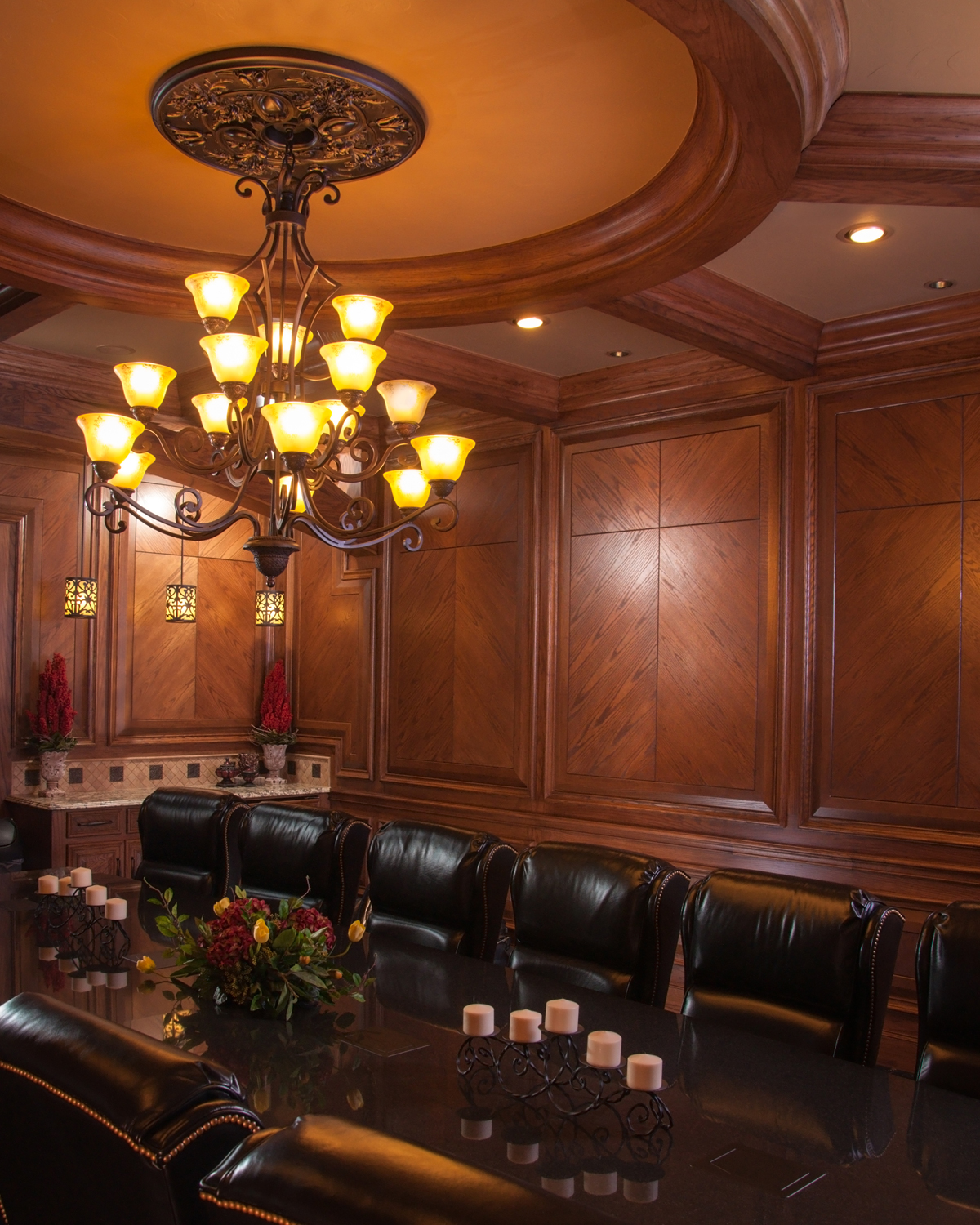 St. Luke's Board Room