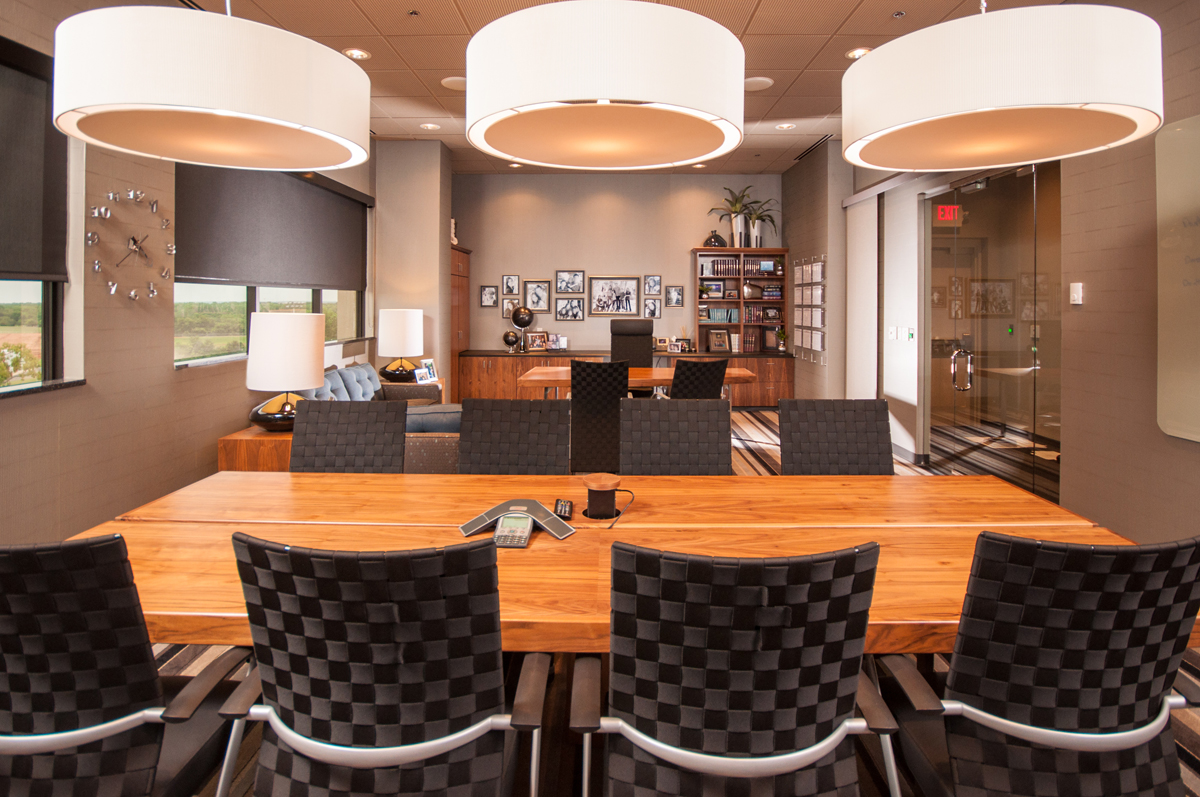 Life Church Executive Office Neely Design Associates Interior Design In Oklahoma City Ok